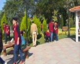 باشگاه خبرنگاران -برپایی همایش یک روز با پاکبانان در رشت