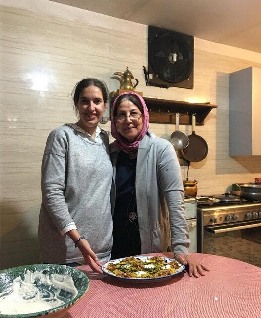 ایران چقدر برای خارجیها خوشمزه است؟