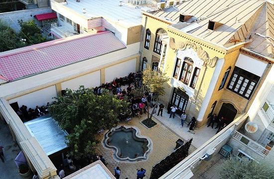 خانه مینایی؛ موزهای به قامت خیابان، ولی عصر