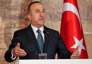 دیدار وزیر امور خارجه ترکیه با مشاور امنیت ملی آمریکا