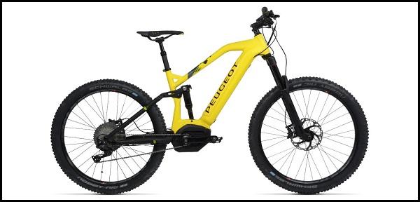 دوچرخه کوهستان پژو بهتر از وسایل نقلیه الکتریکی
