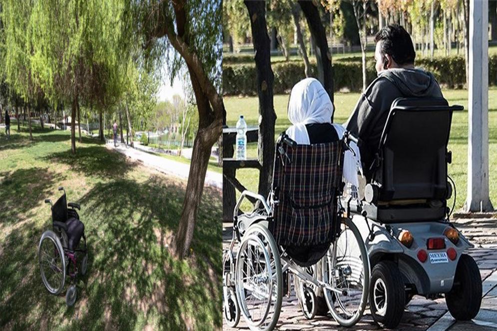 مناسب سازی ۲۲ بوستان همزمان با روز معلولان / ۶۷ میلیارد تومان بودجه ستاد مناسب سازی معابر پایتخت