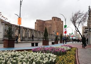 طرح ایجاد گذر فرهنگی در محدودههای تاریخی تبریز