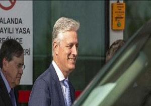 مشاور امنیت ملی کاخ سفید وارد آنکارا شد