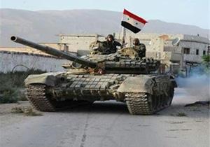 ارتش سوریه وارد کوبانی شد