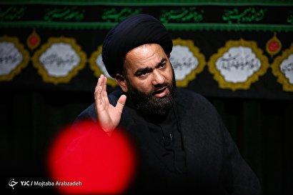 مثبت اشک/ حجتالاسلام حسین آقامیری