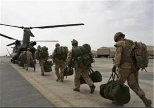 خروج نیروهای ائتلاف آمریکایی از چند شهر در شمال سوریه