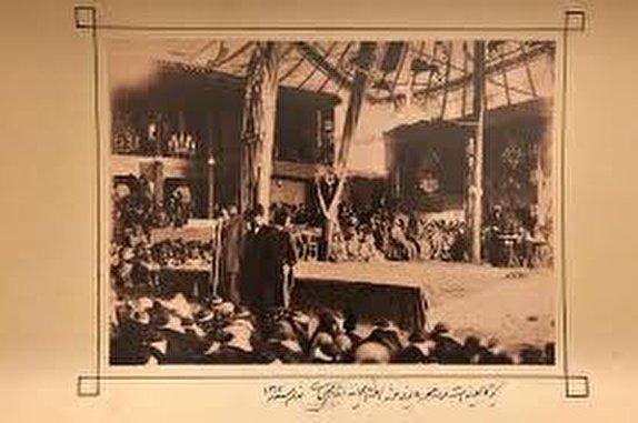 باشگاه خبرنگاران -عزاداریهای دوره قاجار را در باغ موزه هنرهای ایرانی مرور کنید + تصاویر