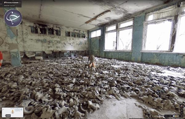 ۱۰  مورد از مخوفترین مکانهای ثبت شده در نقشه گوگل