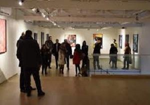 کم فروغی گالریهای شهر در آستانه اربعین/ حالت نیمه تعطیلی برای نمایشگاهها