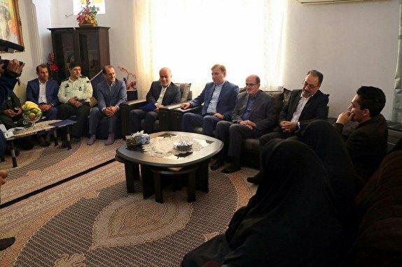 باشگاه خبرنگاران -شهید املاکی در آسمان درخشان ایثار و شهادت ستارهای پرتلالو است
