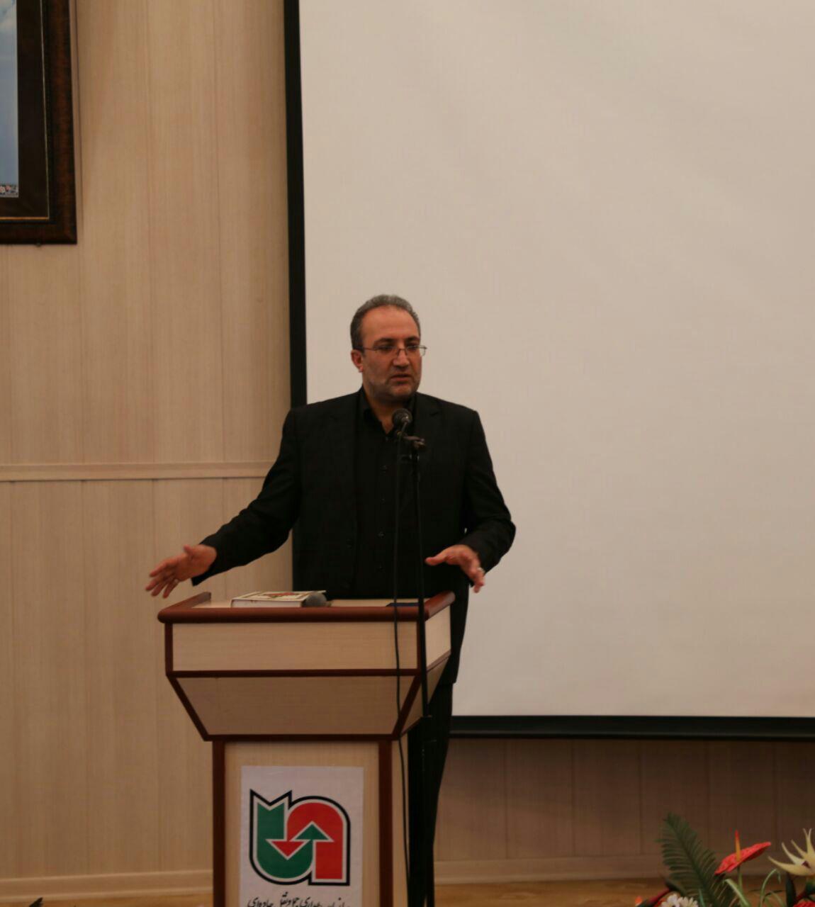 برگزاری همایش شرکتهای حمل و نقل جادهای کالای آذربایجان غربی