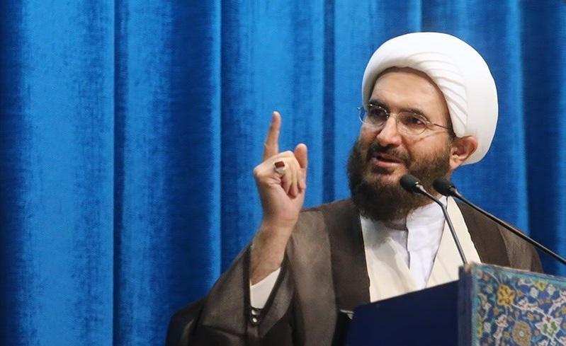 برگزاری نماز جمعه تهران به امامت حجت الاسلام علی اکبری