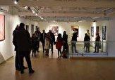 باشگاه خبرنگاران -کم فروغی گالریهای پایتخت در آستانه اربعین حسینی/ بازی طرح و رنگ در نمایشگاههای هنری