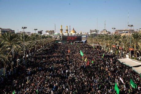 فراهم بودن همه امکانات برای انتقال زائرین در پایانه برکت مهران