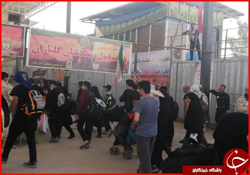 جدیدترین اخبار از وضعیت تردد زائران در مرزها؛ ورود زوار به داخل کشور ادامه دارد/ پیش بینی بالغ بر ۱۱ هزار اتوبوس برای بازگشت زوار اربعین/ تردد بیش از ۳ میلیون نفر از مرزهای ایران + تصاویر