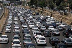 افزایش ۶.۹ درصدی تردد در محورهای برون شهری/ترافیک  سنگین در مرزهای ۴ گانه منتهی به کشور عراق