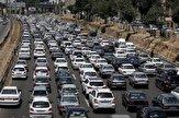 باشگاه خبرنگاران -افزایش ۶.۹ درصدی تردد در محورهای برون شهری/ترافیک  سنگین در مرزهای ۴ گانه منتهی به کشور عراق