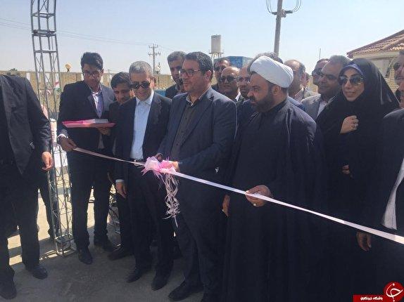 باشگاه خبرنگاران - بهره برداری از دو طرح تولیدی و اجرای دو طرح تولیدی در بوشهر آغاز شد