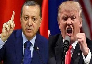 ترکیه نامه ترامپ را به سطل آشغال انداخت