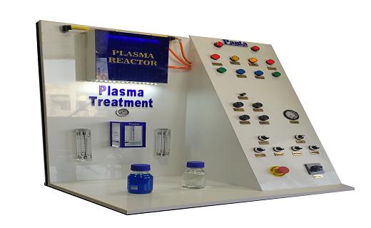 ساخت سامانه تصفیه پساب بر پایه فناوری پلاسما