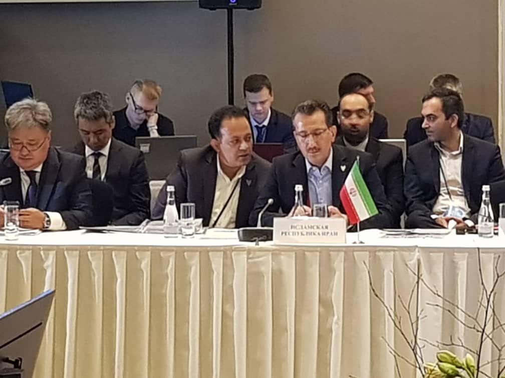 عضویت دائم ایران در شورای حمل و نقل ریلی کشورهای حوزه مشترک المنافع CIS