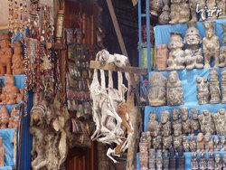 از فروش طلسم و سم مار تا کسب و کار روی آب رودخانه / عجیبترین بازارهای جهان را بشناسید + تصاویر