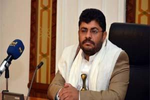 محمد علی الحوثی: طرح صلح یمن مدت زیادی روی میز نمیماند