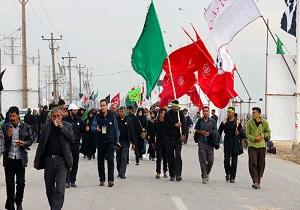 تردد بیش از ۵۳۲ هزار زائر اربعین حسینی در مرز چذابه/۶۵۰ دستگاه خودرو در بخش عراقی و ایرانی چذابه فعالیت دارند