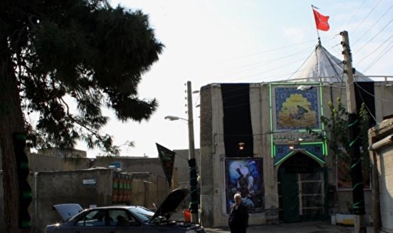 باشگاه خبرنگاران -قدیمیترین تکیه تهران کجاست؟ + تصاویر