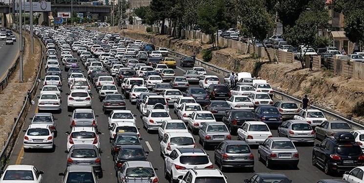 تردد سه میلیون و ۷۰۰ هزار وسایل نقلیه از اول ماه صفر تاکنون در ایلام