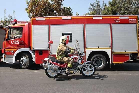 تمهیدات آتشنشانی در روز اربعین حسینی