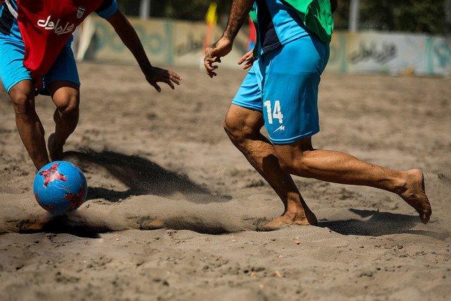 ملی پوشان فوتبال ساحلی به کشور بازگشتند