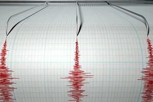 زمینلرزه نسبتا شدید در آلاسکا