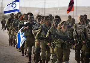 تصادف سربازان اسرائیلی با آمبولانس هنگام فرار +فیلم