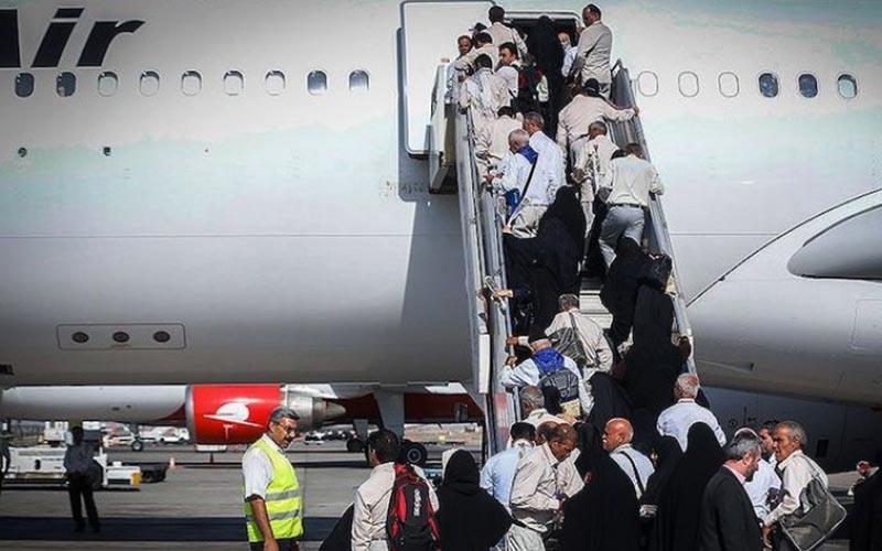 رشد ۷۹ درصدی اعزام زائران اربعین به عتبات از فرودگاه امام (ره)