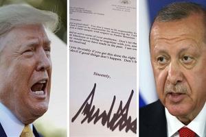 ادامه ردوبدل پیام میان روسایجمهور آمریکا و ترکیه/ اینبار اردوغان پیام داد