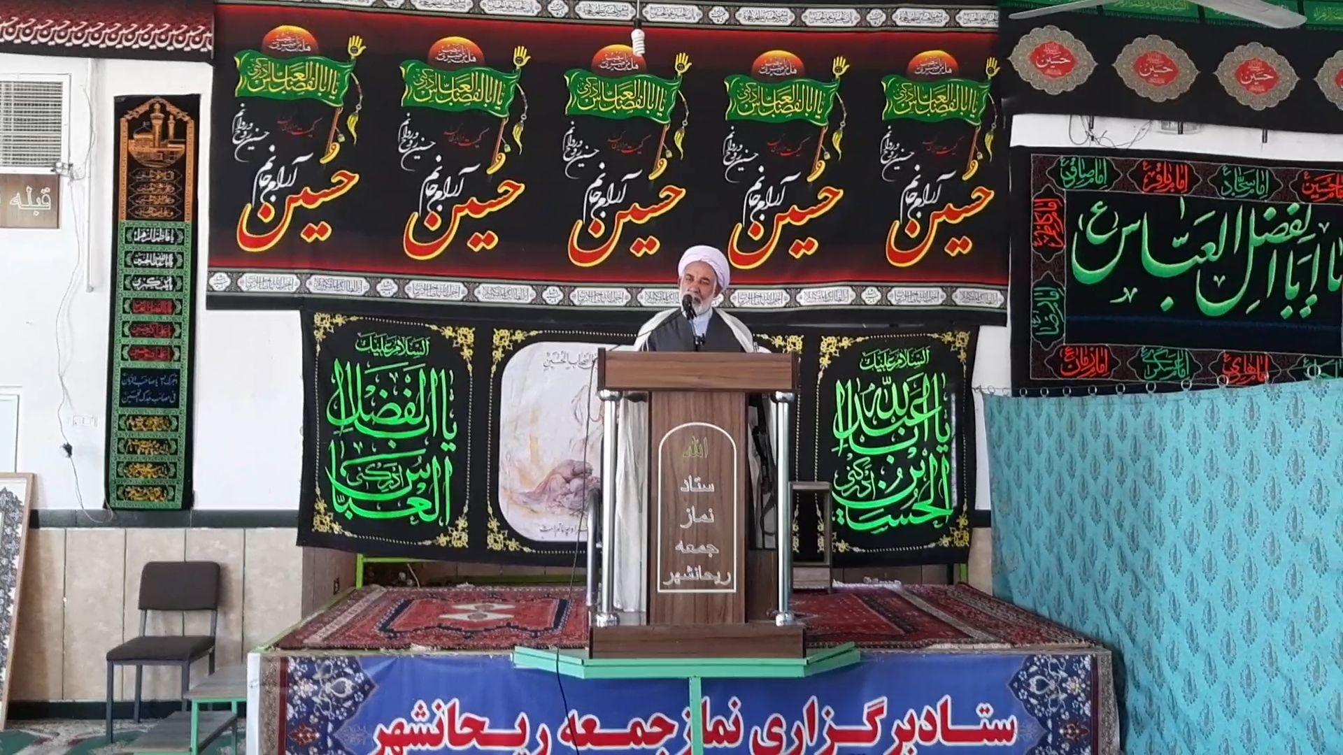 دشمنان نمیخواهند پرچم امام حسین (ع) بلند شود