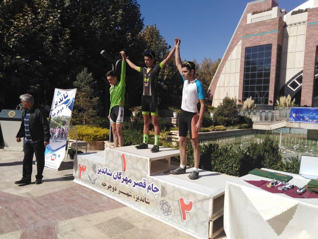 برگزاری چهارمین دوره از مسابقات جایزه بزرگ دوچرخه سواری در مشهد+ تصاویر