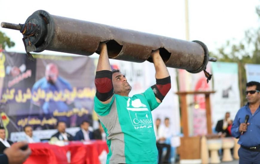جوکار ملایر میزبان مسابقات کنده زنی