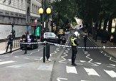 پلیس مسیرهای منتهی به پارلمان انگلیس را بست