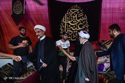 تکریم از مواکب عراقی