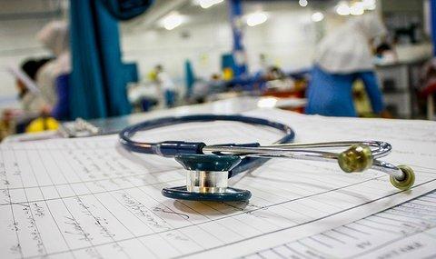 خدمت رسانی به بیش از 3 هزار بیمار در مرز خسروی