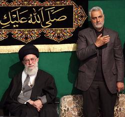 سخنان رهبر انقلاب درباره فرمانده نیروی قدس/ بخش منتشر نشده از سخنرانی سردار سلیمانی در مناطق جنگی + فیلم