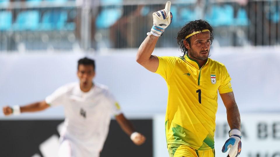 ///در حال تکمیل///اظهارات فوتبالیست های ساحلی پس از کسب مقام سومی رقابت های المپیک ساحلی