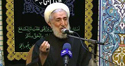 حضور حجت الاسلام صدیقی در مراسم عزاداری امام حسین(ع) در مسکو + فیلم