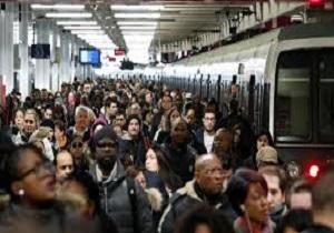 حمل و نقل در بخش ریلی فرانسه مختل شد