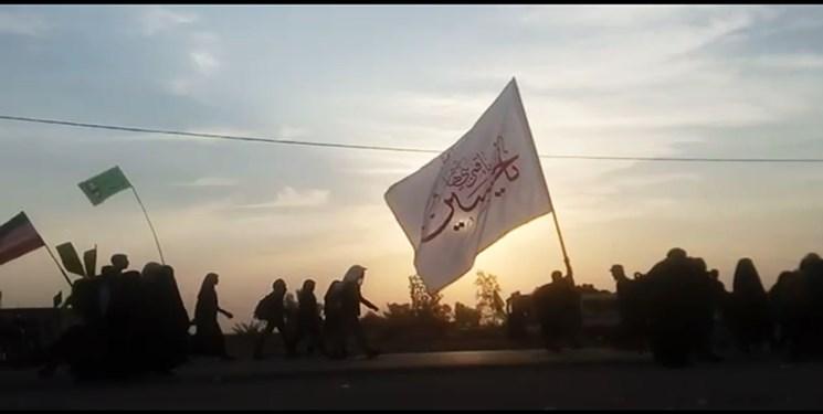 اسکان بیش از چهار هزار زائر اربعین در همدان