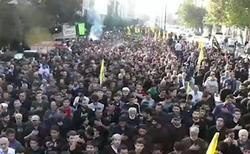 پیادهروی بزرگ جاماندگان ابعین حسینی در بابل + فیلم