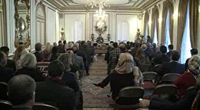 برگزاری همایش فرصتها و چشم انداز روابط بازرگانی ایران و انگلیس + فیلم